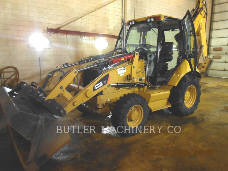 CATERPILLAR BAGGERLADER 430 E IT equipment  photo 1