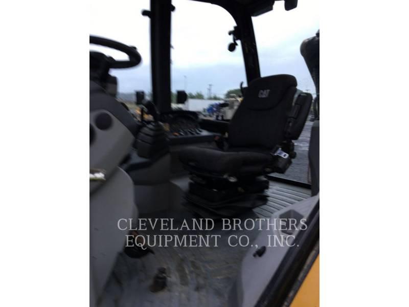 CATERPILLAR GRAAF-LAADCOMBINATIES 420FIT equipment  photo 5
