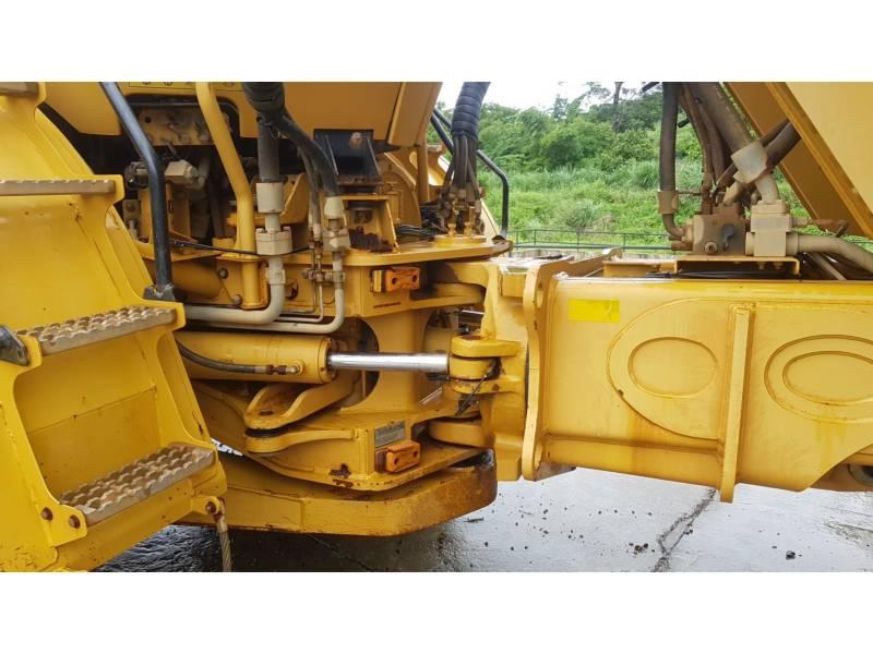 CATERPILLAR ARTICULATED TRUCKS 740EJ equipment  photo 11