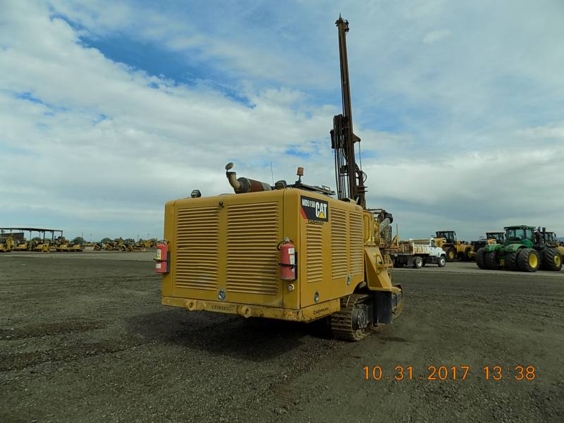 CATERPILLAR HYDRAULIC TRACK DRILLS MD5150C equipment  photo 5