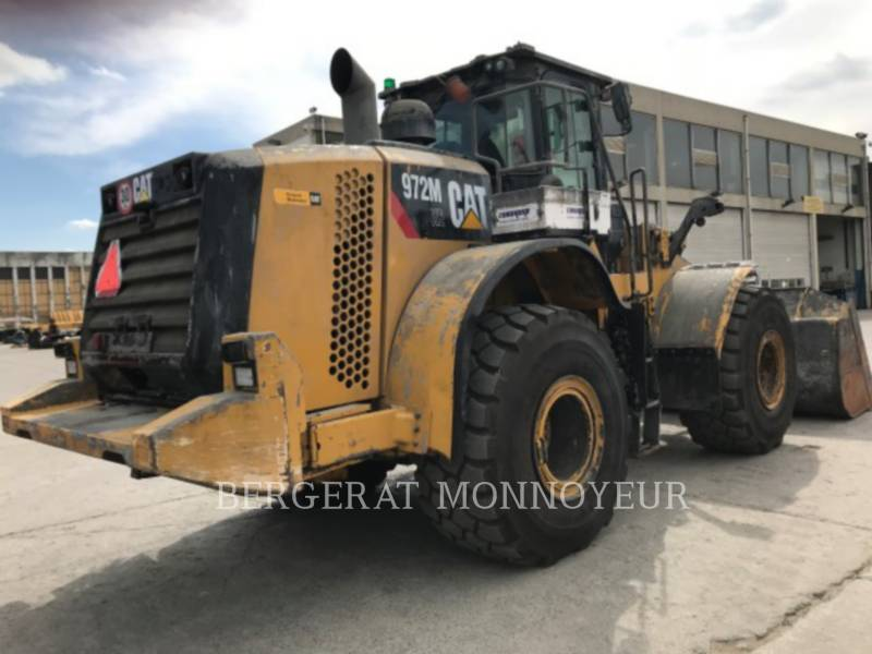 CATERPILLAR WHEEL LOADERS/INTEGRATED TOOLCARRIERS 972MXE equipment  photo 9