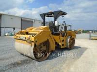 CATERPILLAR COMPACTEURS CB64 equipment  photo 3