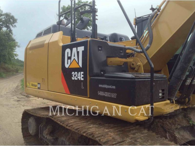 CATERPILLAR TRACK EXCAVATORS 324EL P equipment  photo 16
