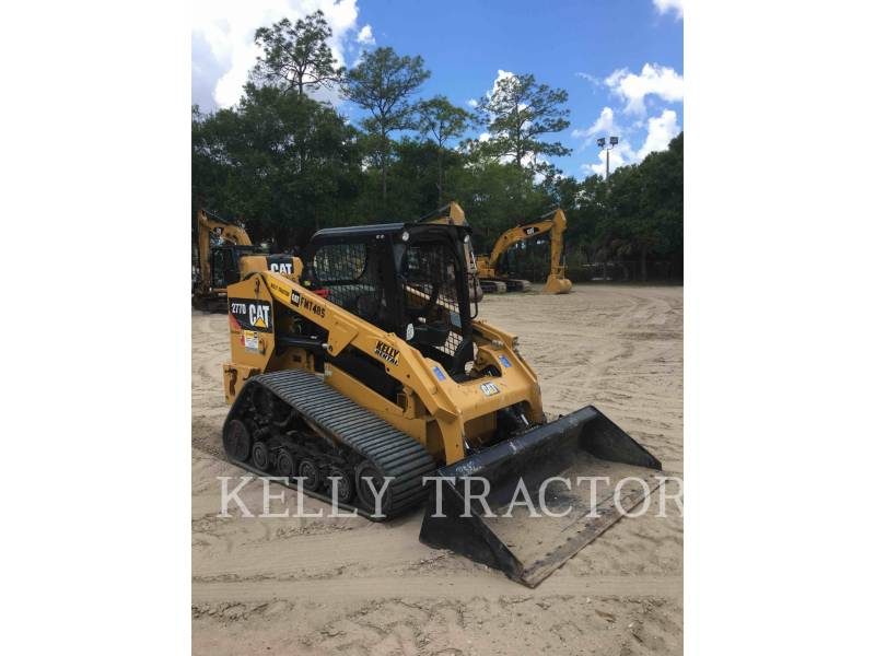 CATERPILLAR CHARGEURS TOUT TERRAIN 277D equipment  photo 1
