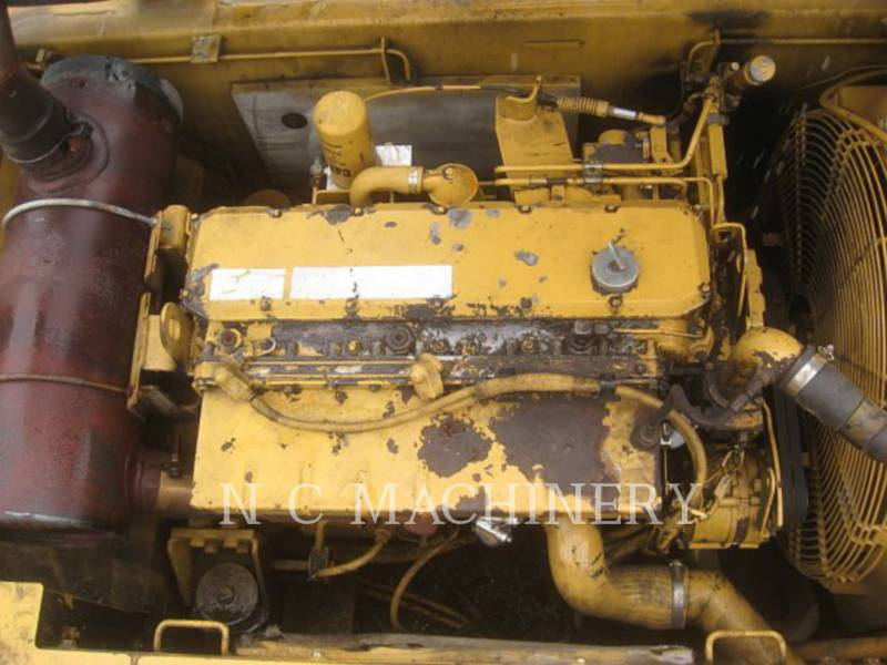 CATERPILLAR KETTEN-HYDRAULIKBAGGER 325B L equipment  photo 8