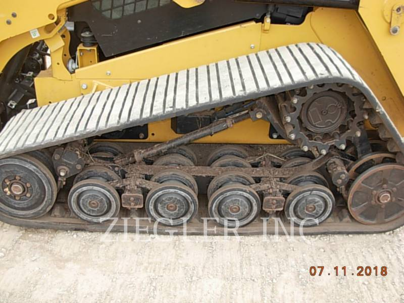 CATERPILLAR DELTALADER 277D equipment  photo 6
