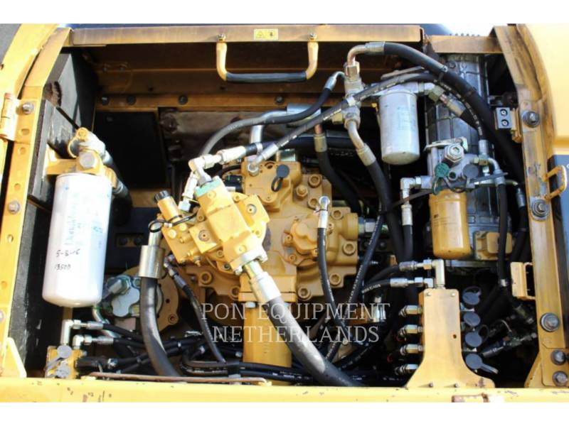 CATERPILLAR KETTEN-HYDRAULIKBAGGER 330 D LRE equipment  photo 12