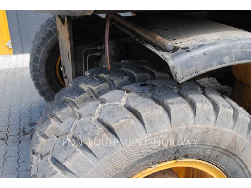 VOLVO CONSTRUCTION EQUIP BRASIL WHEEL EXCAVATORS EW 160 C equipment  photo 22