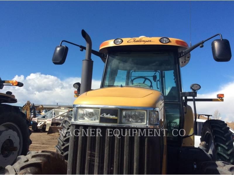 AGCO 農業用トラクタ MT595B-4C equipment  photo 2