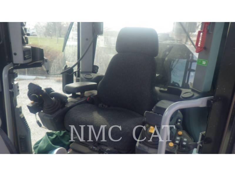 CATERPILLAR NIVELEUSES 12M2AWD equipment  photo 5