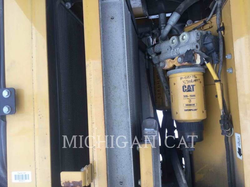 CATERPILLAR RADLADER/INDUSTRIE-RADLADER 924H equipment  photo 11