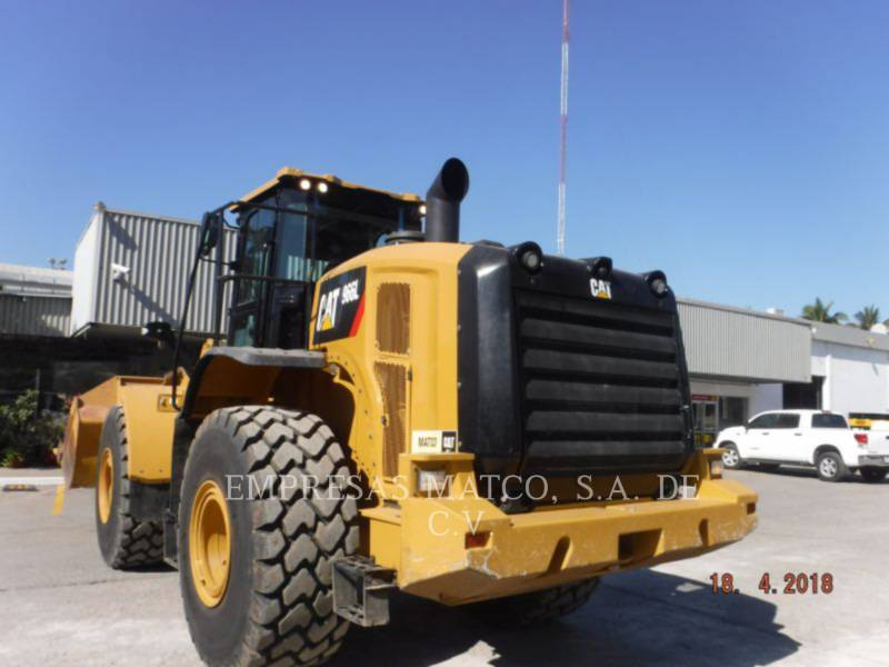 CATERPILLAR WHEEL LOADERS/INTEGRATED TOOLCARRIERS 966 L equipment  photo 5