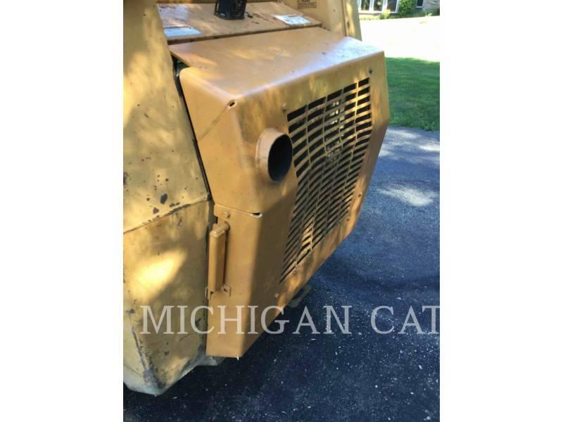 CASE SKID STEER LOADERS 1845C equipment  photo 12