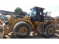 Equipment photo CAT TRADE-IN 966K WHEEL LOADERS/INTEGRATED TOOLCARRIERS 1