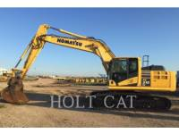 Equipment photo KOMATSU PC210LC-10 TRACK EXCAVATORS 1