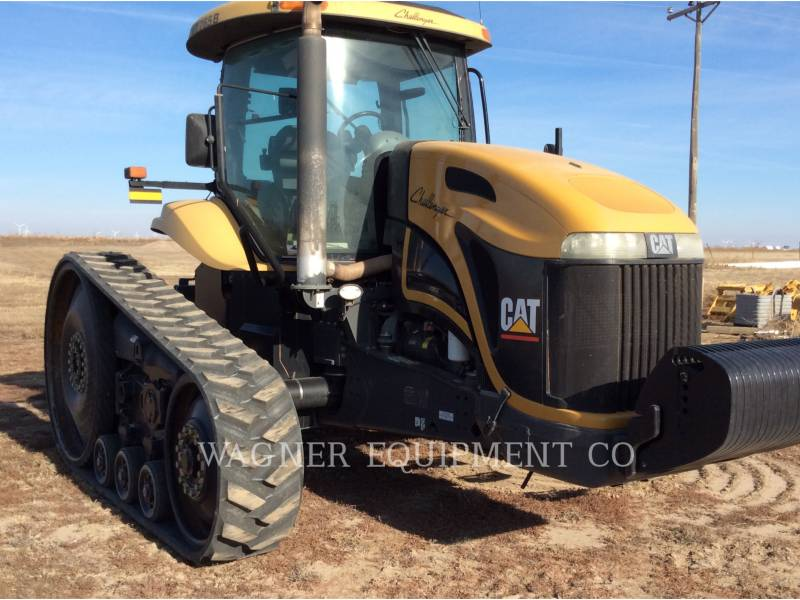 CHALLENGER TRACTEURS AGRICOLES MT765B equipment  photo 2