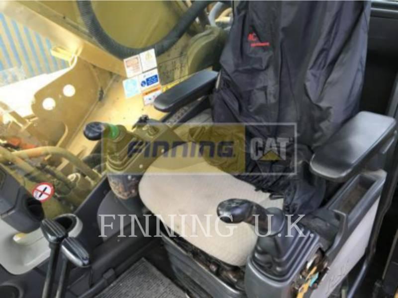 CATERPILLAR KETTEN-HYDRAULIKBAGGER 345CL equipment  photo 9
