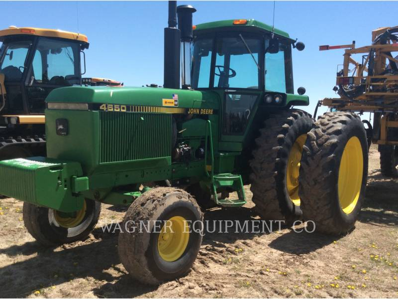 DEERE & CO. AG TRACTORS 4650 equipment  photo 1