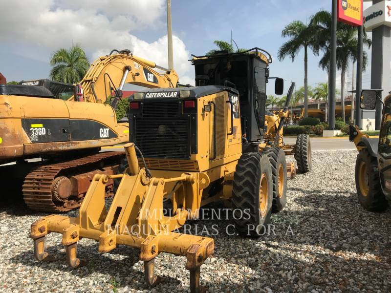 CATERPILLAR MOTORGRADER 12M equipment  photo 3