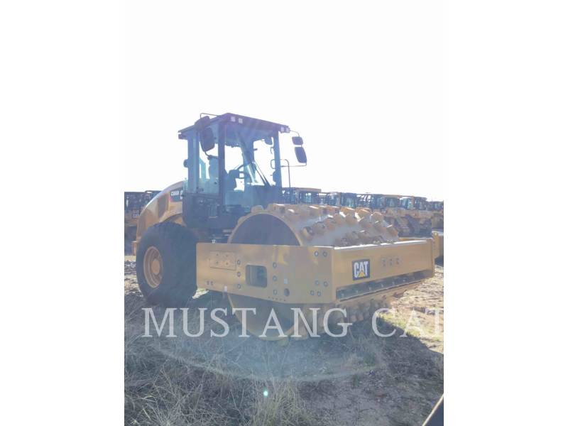 CATERPILLAR PAVIMENTADORA DE ASFALTO CS66B equipment  photo 3