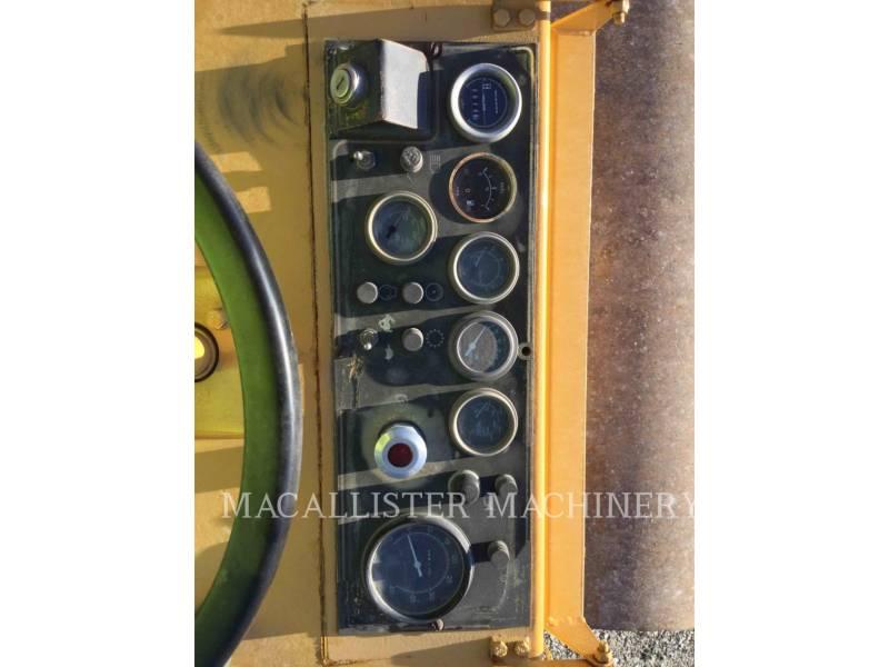 CATERPILLAR EINZELVIBRATIONSWALZE, GLATTBANDAGE CS-433B equipment  photo 16