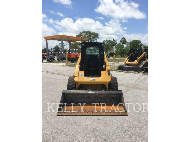 Caterpillar MINIÎNCĂRCĂTOARE RIGIDE MULTIFUNCŢIONALE 262D equipment  photo 9