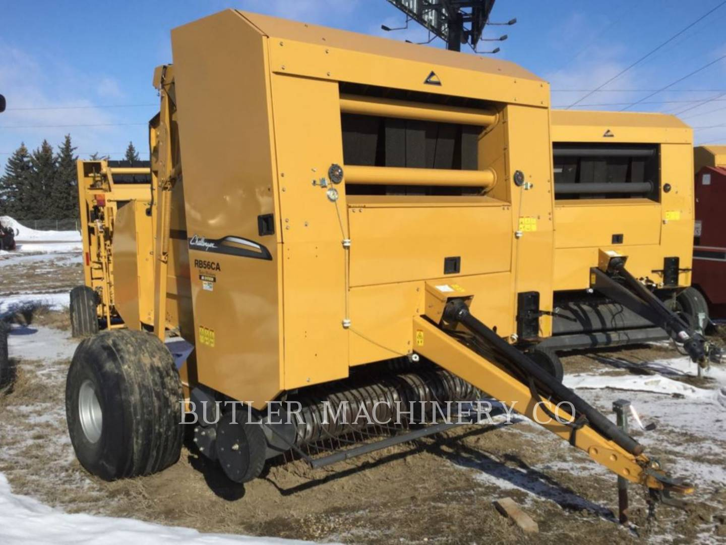 Detail photo of 2012 Challenger RB56CA from Construction Equipment Guide