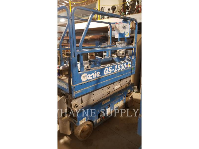 GENIE INDUSTRIES HEF - SCHAAR GS1530 equipment  photo 3