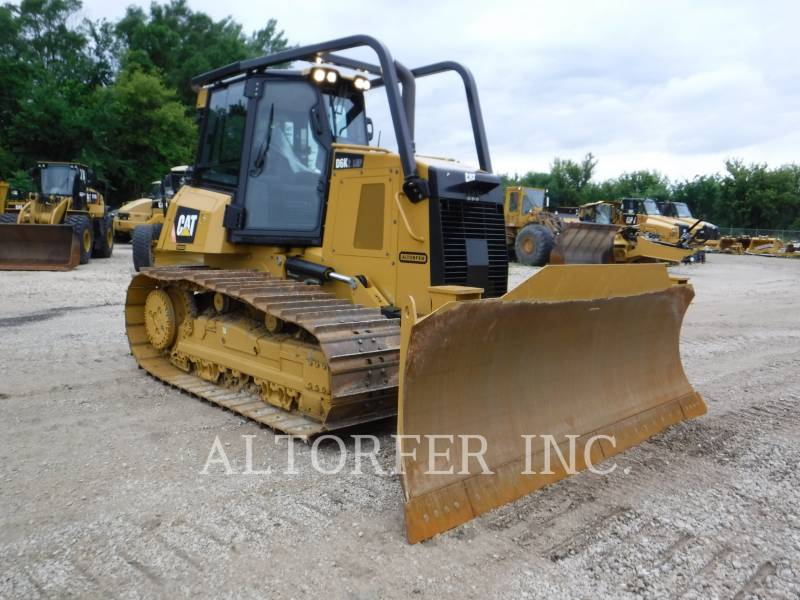 CATERPILLAR TRACTORES DE CADENAS D6K2 LGP equipment  photo 3