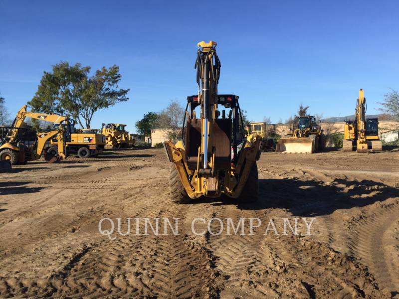 CATERPILLAR RETROEXCAVADORAS CARGADORAS 420FST equipment  photo 7