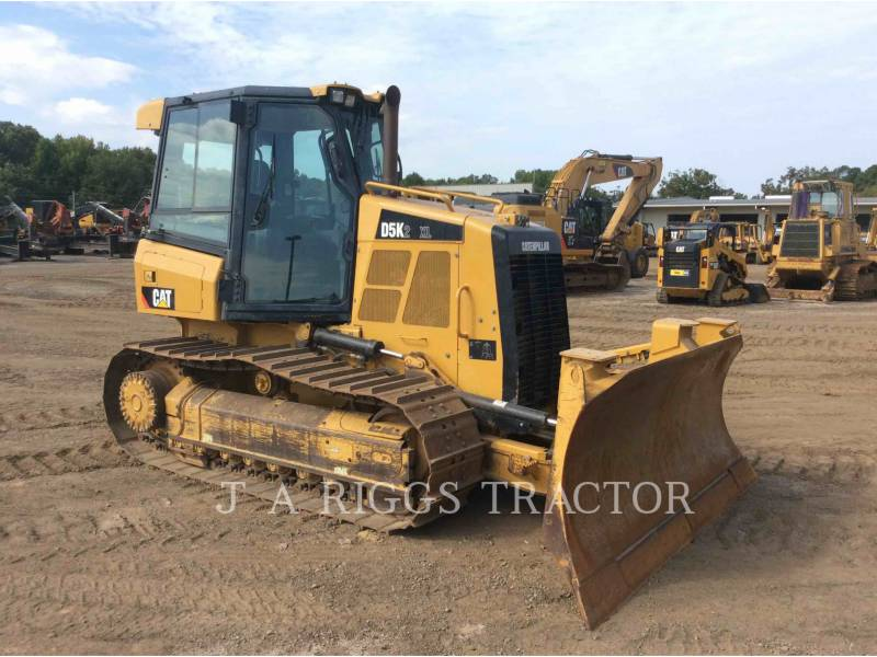 CATERPILLAR TRACK TYPE TRACTORS D5KXL AAG equipment  photo 8