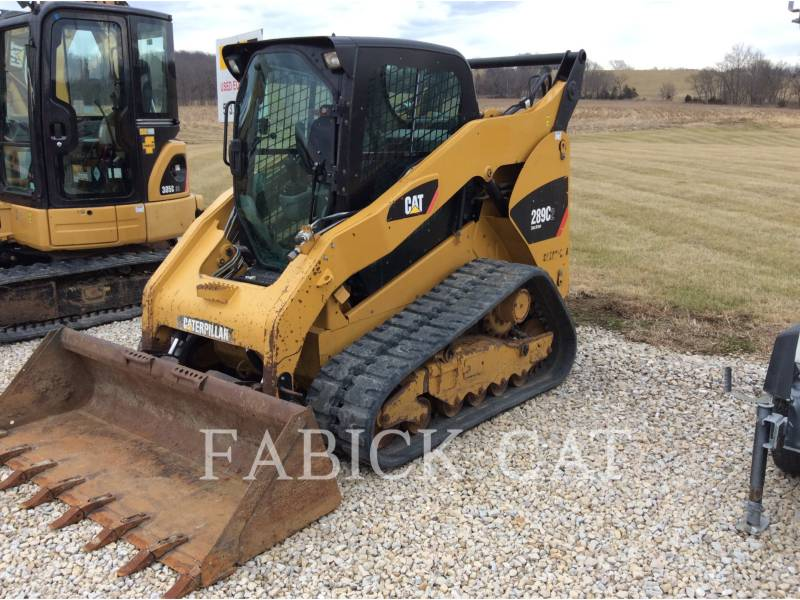 CATERPILLAR CHARGEURS TOUT TERRAIN 289C C3TL2 equipment  photo 2