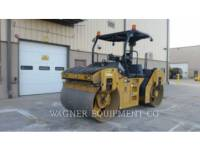 CATERPILLAR COMPACTORS CB54B equipment  photo 3