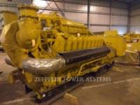 Equipment photo CATERPILLAR G3520C UNUSED FISSO - GAS NATURALE 1