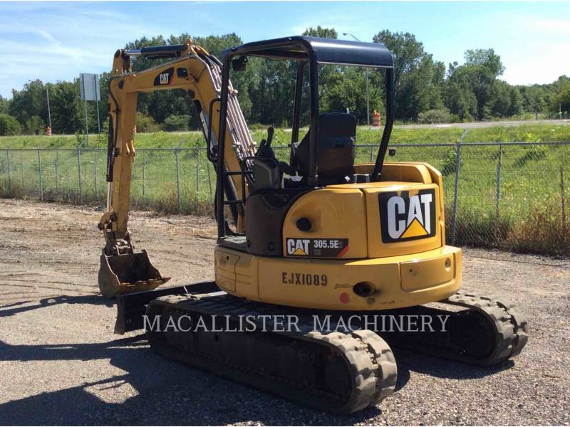 CATERPILLAR EXCAVADORAS DE CADENAS 305.5 equipment  photo 4
