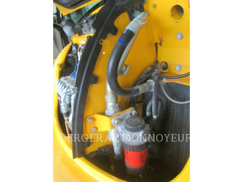 JCB KETTEN-HYDRAULIKBAGGER 8050 equipment  photo 13