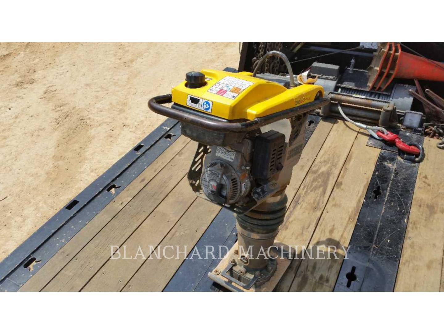 Detail photo of 2013 Wacker Neuson TAMPJJBS60 from Construction Equipment Guide
