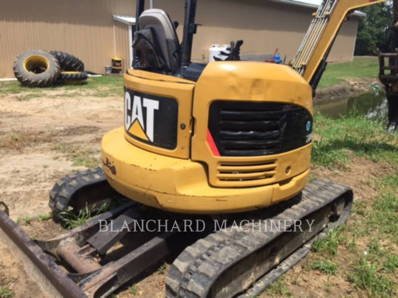 CATERPILLAR TRACK EXCAVATORS 304D CR equipment  photo 4