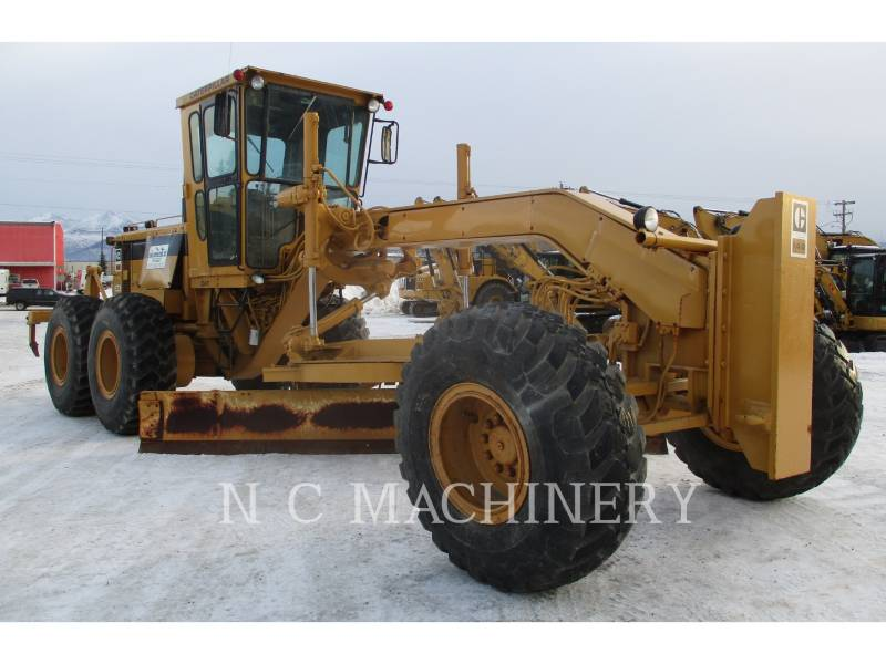 CATERPILLAR MOTORGRADER 14G equipment  photo 1