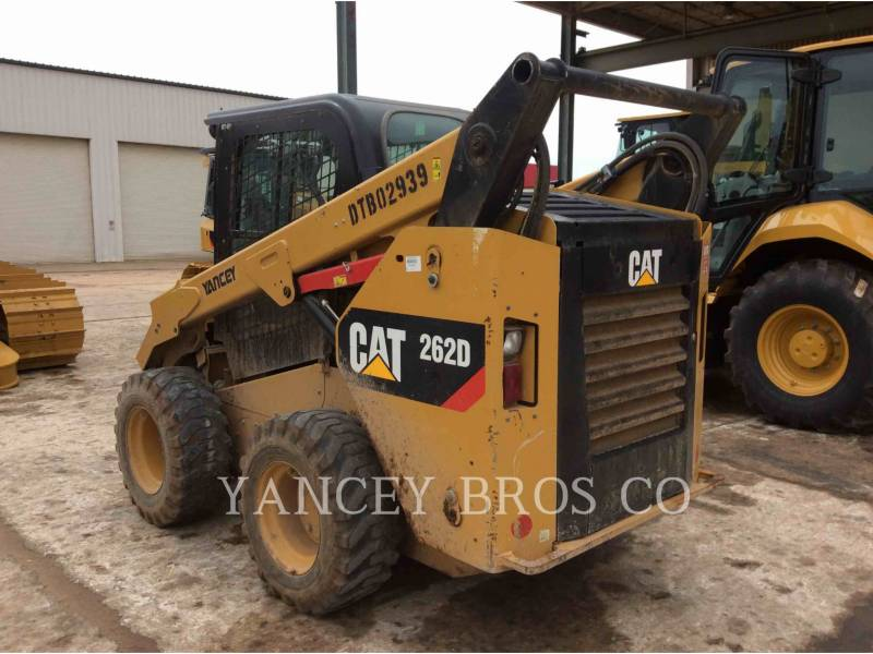 CATERPILLAR CHARGEURS COMPACTS RIGIDES 262D AC equipment  photo 2