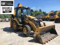Equipment photo CATERPILLAR 432F BAGGERLADER 1