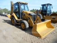 CATERPILLAR BAGGERLADER 416F 4WD equipment  photo 4
