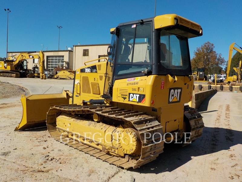CATERPILLAR TRACTORES DE CADENAS D5K2LGP equipment  photo 9