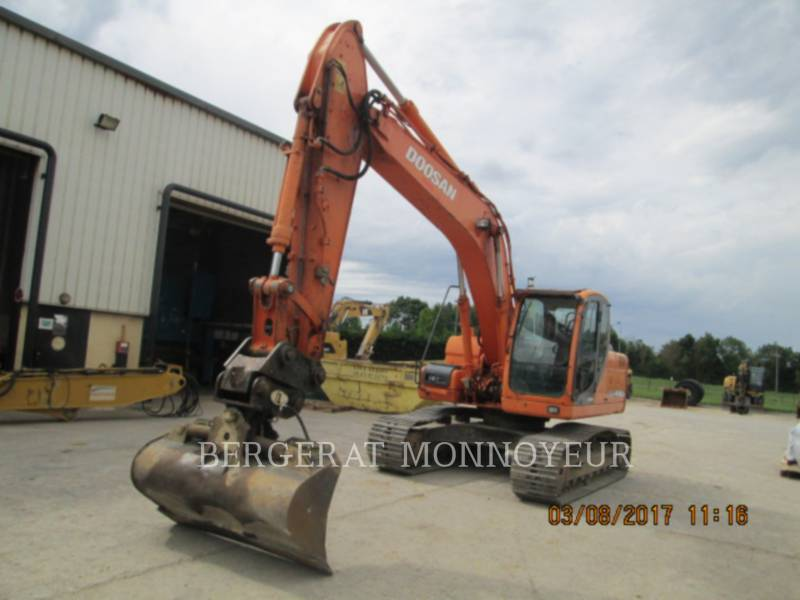 DOOSAN INFRACORE AMERICA CORP. PELLES SUR CHAINES DX180LC equipment  photo 3