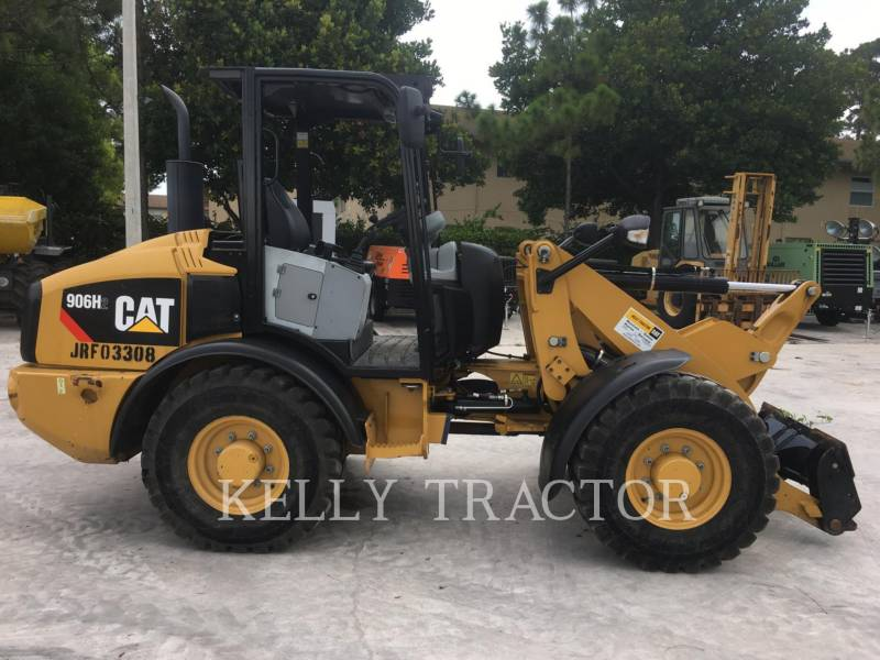 Caterpillar ÎNCĂRCĂTOARE PE ROŢI/PORTSCULE INTEGRATE 906H2 equipment  photo 6