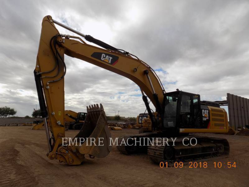 CATERPILLAR トラック油圧ショベル 336FL    P equipment  photo 4