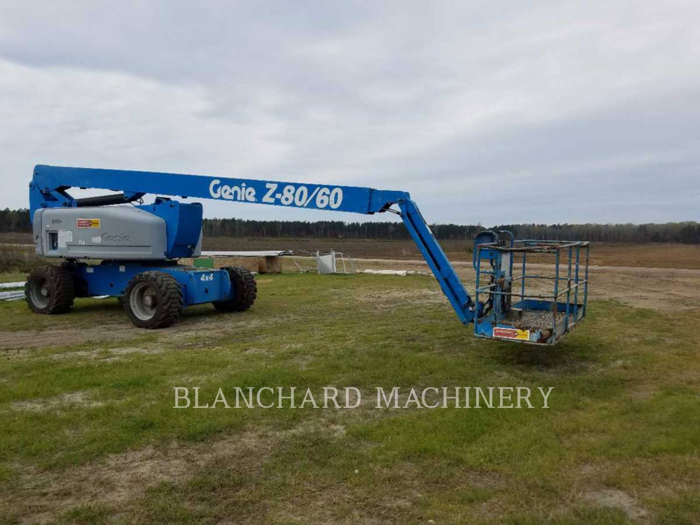 Detail photo of 2008 Genie BLZ80 from Construction Equipment Guide