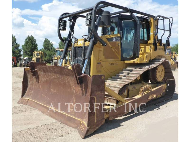 CATERPILLAR TRACK TYPE TRACTORS D6T XW equipment  photo 3