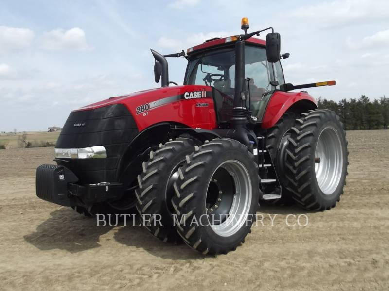 CASE/INTERNATIONAL HARVESTER TRACTORES AGRÍCOLAS MAG280 CVT equipment  photo 1