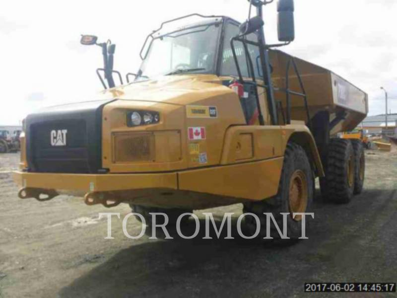 CATERPILLAR TOMBEREAUX DE CHANTIER 730C2 equipment  photo 1